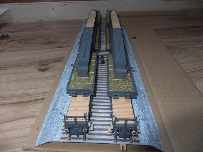 """Deutsches 80cm K(E) Eisenbahngeschütz """"Dora"""" in 1/72 von Hobby Boss - Seite 2 Dscf0928"""