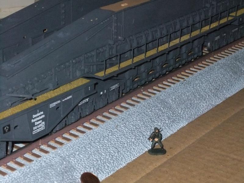 """Deutsches 80cm K(E) Eisenbahngeschütz """"Dora"""" in 1/72 von Hobby Boss - Seite 2 Dscf0930"""