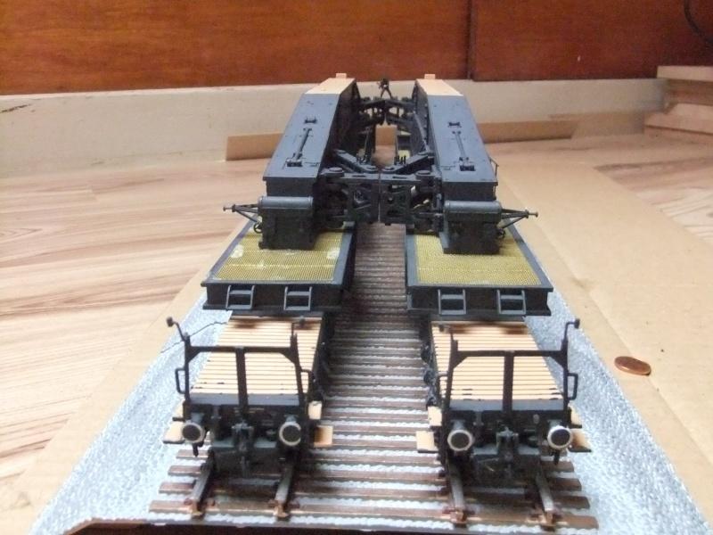 """Deutsches 80cm K(E) Eisenbahngeschütz """"Dora"""" in 1/72 von Hobby Boss - Seite 3 Dscf0936"""