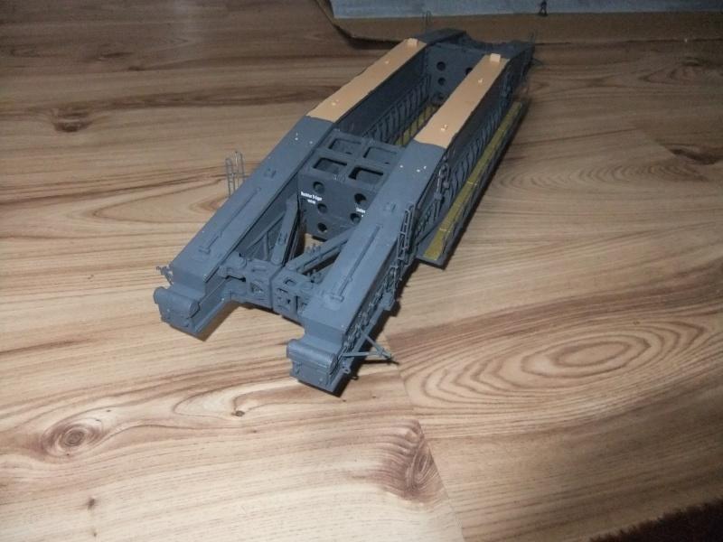 """Deutsches 80cm K(E) Eisenbahngeschütz """"Dora"""" in 1/72 von Hobby Boss - Seite 3 Dscf0945"""