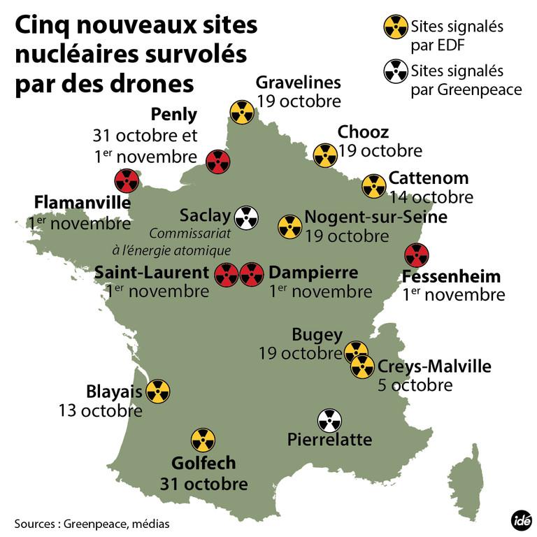Surveillance des centrales nucléaires et des alentours - Page 4 Drone-11