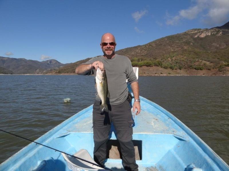 Aguamilpa fishing report - Dec 2014 Dsc06113