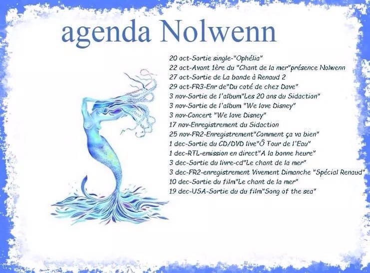 Agenda de Nolwenn  avant Noel 2014 10734110
