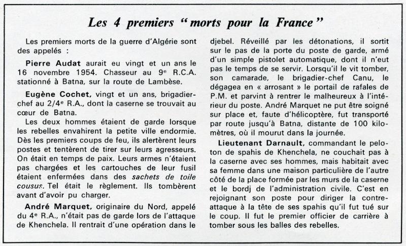ALGERIE PRESSE 1954 - (3 journaux en tout)  COMPLET. 112-110