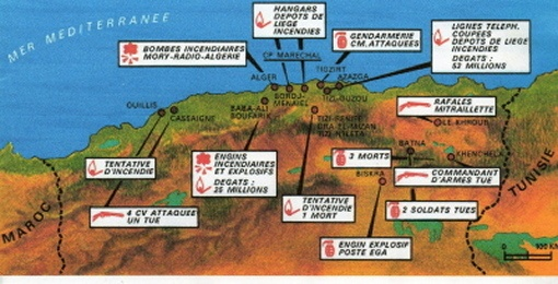 ALGERIE PRESSE 1954 - (3 journaux en tout)  COMPLET. 11_54_10