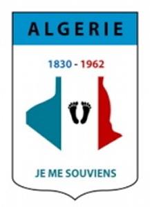 HOMMAGE D'UN METRO A L'ALGERIE EN 1960 Blason13