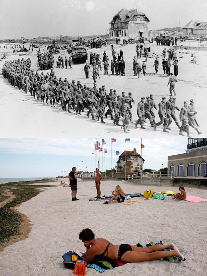 ma Normandie  1944 ET 2014 Cid_0510
