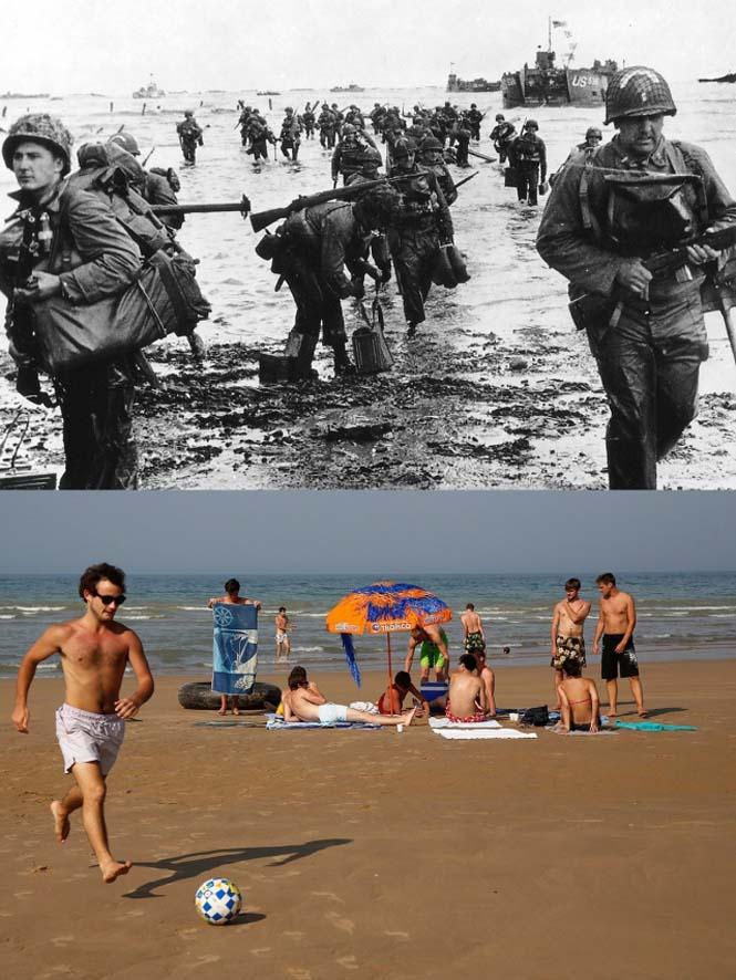 ma Normandie  1944 ET 2014 Cid_1610