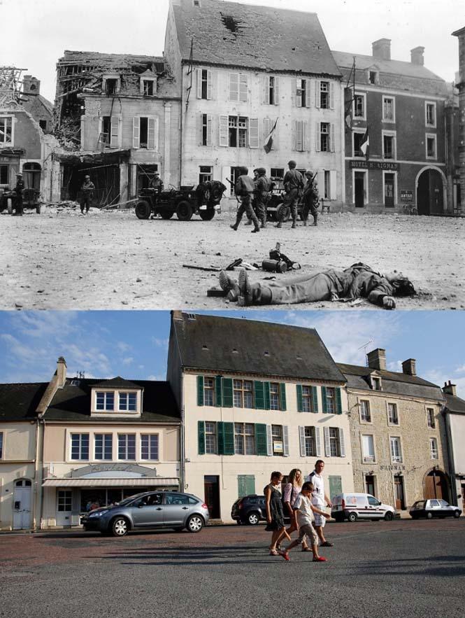 ma Normandie  1944 ET 2014 Cid_2110