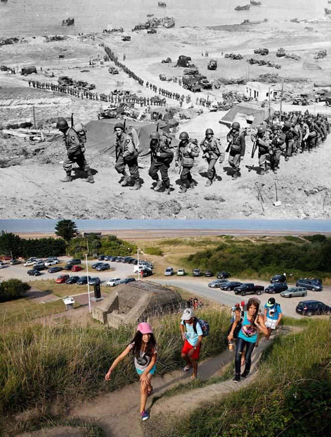 ma Normandie  1944 ET 2014 Cid_8410