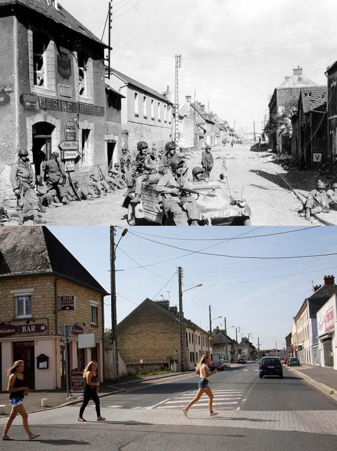 ma Normandie  1944 ET 2014 Cid_b412