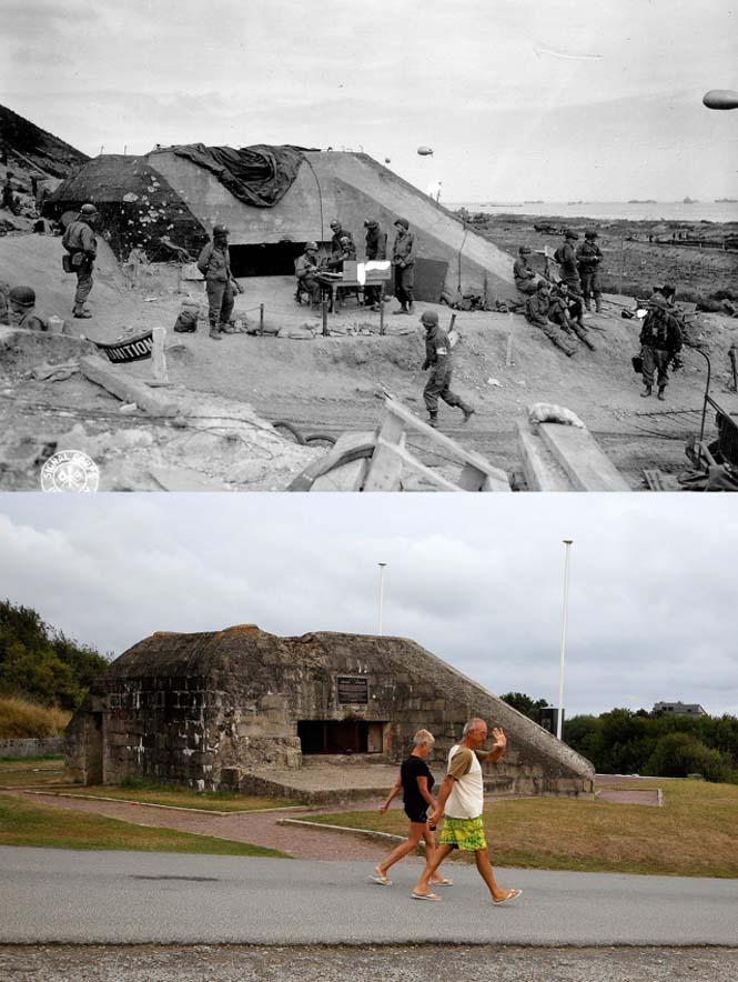 ma Normandie  1944 ET 2014 Cid_e110