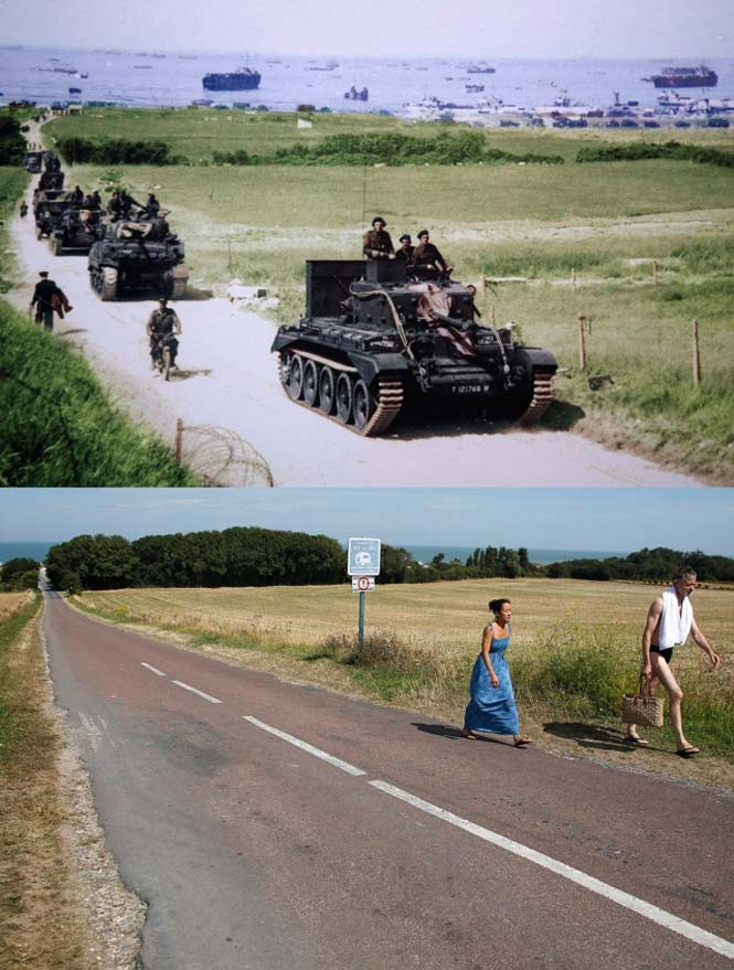 ma Normandie  1944 ET 2014 Cid_ec10