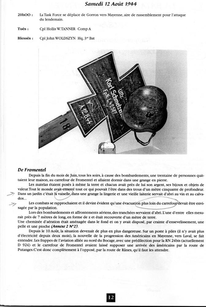 LA BATAILLE DE NORMANDIE AOUT 44 -FROMENTEL 2ème partie Img06010