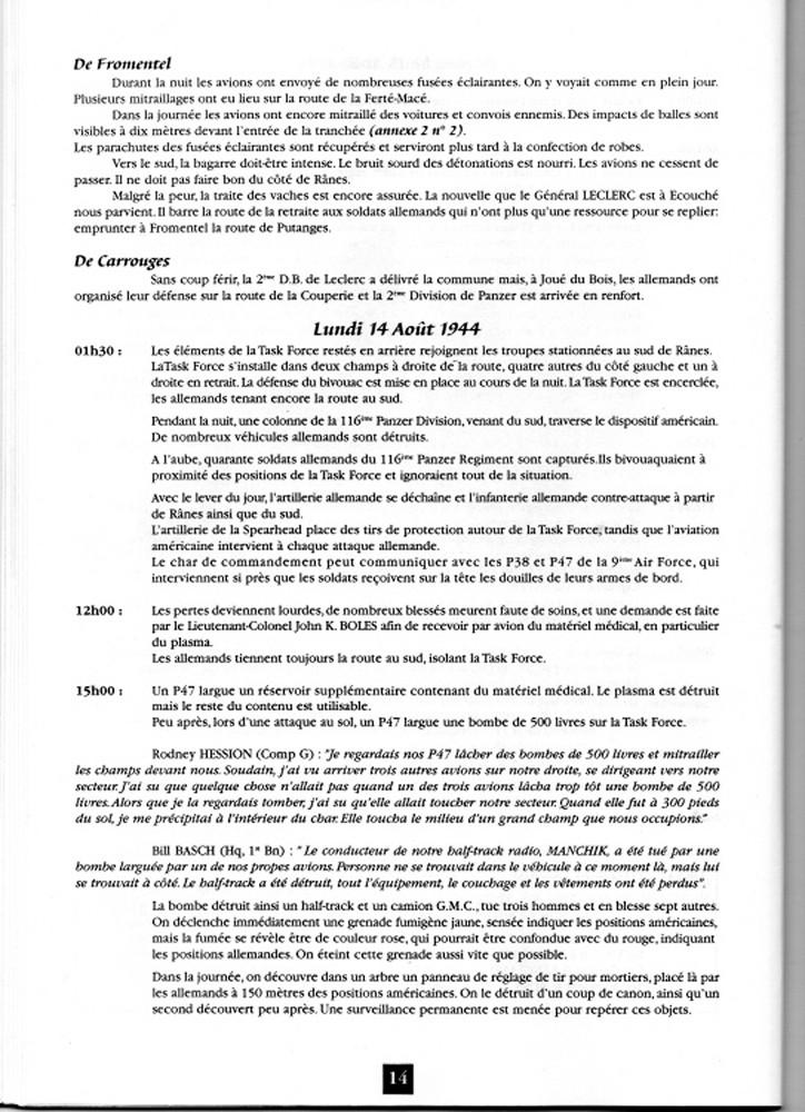 LA BATAILLE DE NORMANDIE AOUT 44 -FROMENTEL 2ème partie Img06210