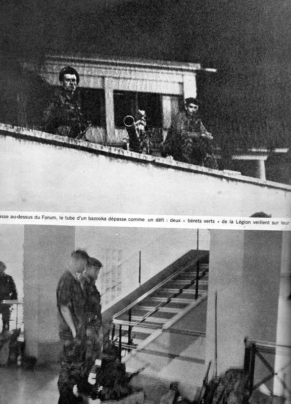 A LA UNE DE PARIS-MATCH DU 6 MAI 1961   1ére partie Img07011