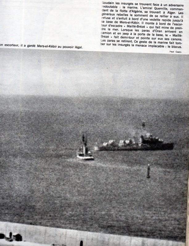 A LA UNE DE PARIS-MATCH DU 6 MAI 1961   2 éme partie Img08611