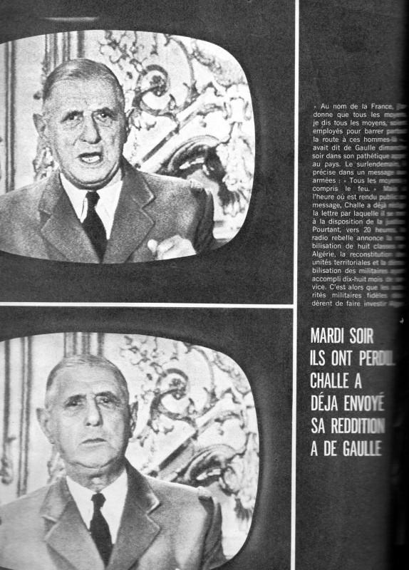 A LA UNE DE PARIS-MATCH DU 6 MAI 1961   2 éme partie Img08712