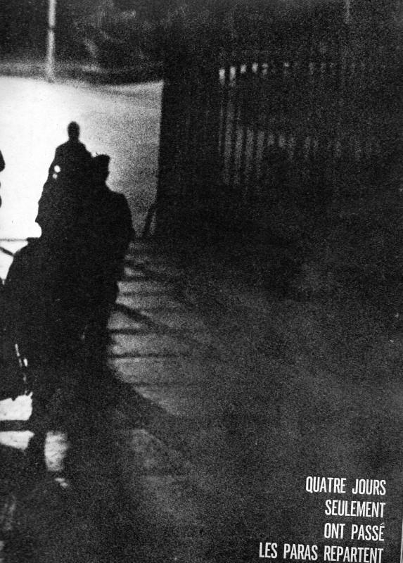 A LA UNE DE PARIS-MATCH DU 6 MAI 1961   2 éme partie Img08911