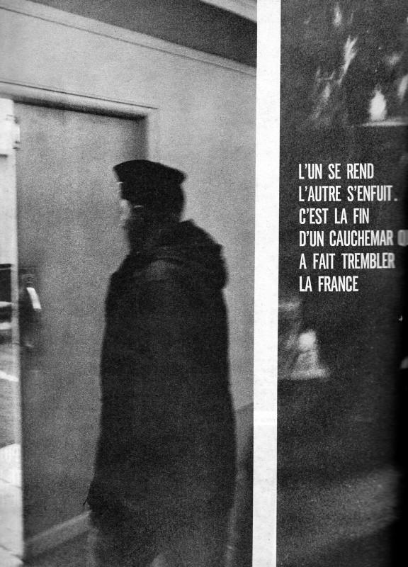 A LA UNE DE PARIS-MATCH DU 6 MAI 1961   2 éme partie Img09210