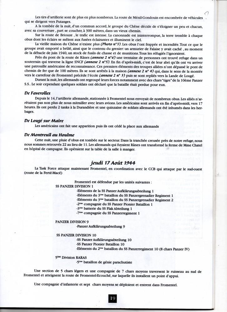 LA BATAILLE DE NORMANDIE AOUT 44 -FROMENTEL 3ème partie Img19910