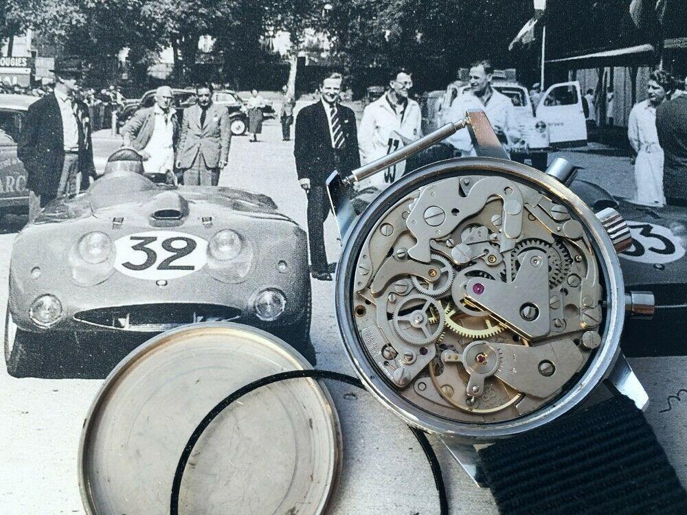 "[Vends] ca.1960 Chronographe Provita ""Poor Mans Heuer Carrera"" Panda - 650 € S-l16011"