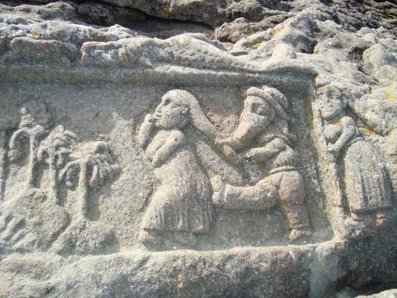 Les rochers sculptés de Rotheneuf Photo_10