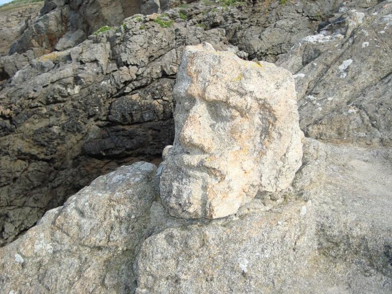 Les rochers sculptés de Rotheneuf Photo_12