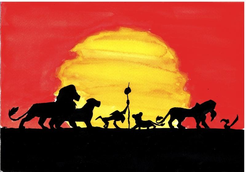 [Règle n°0] Concours de production artistique : Intersaison : thème libre ! Et vote Trophée des Champions - Page 6 Lion_k10