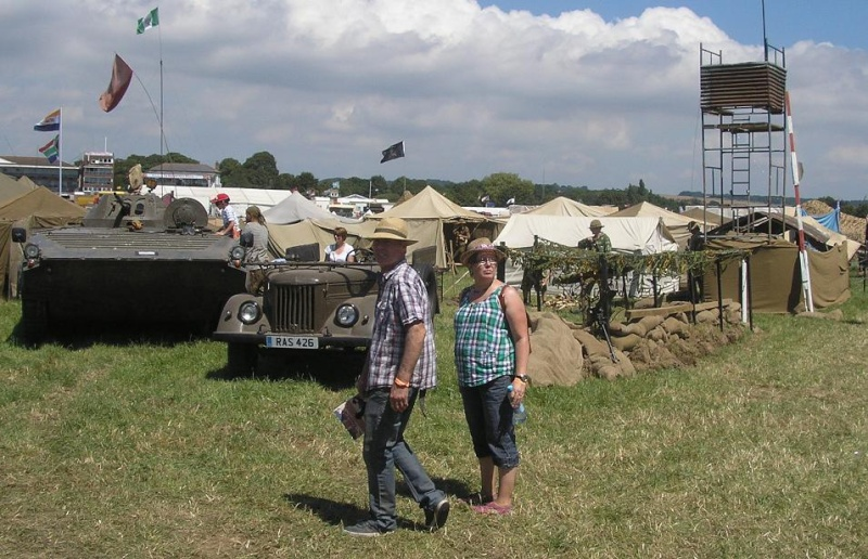 War and Peace Revival - 2014 A114
