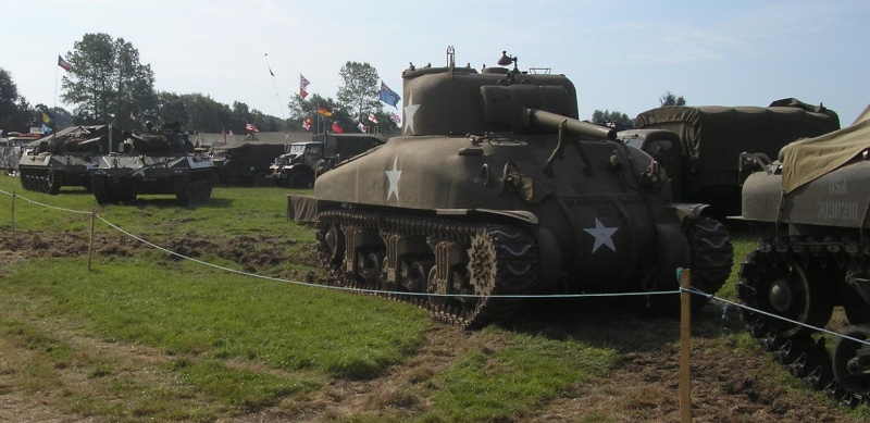 War and Peace Revival - 2014 A1411