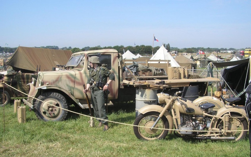 War and Peace Revival - 2014 A415
