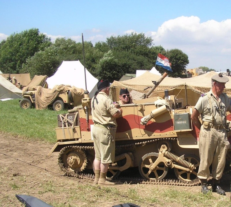 War and Peace Revival - 2014 A417