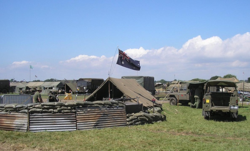 War and Peace Revival - 2014 A513