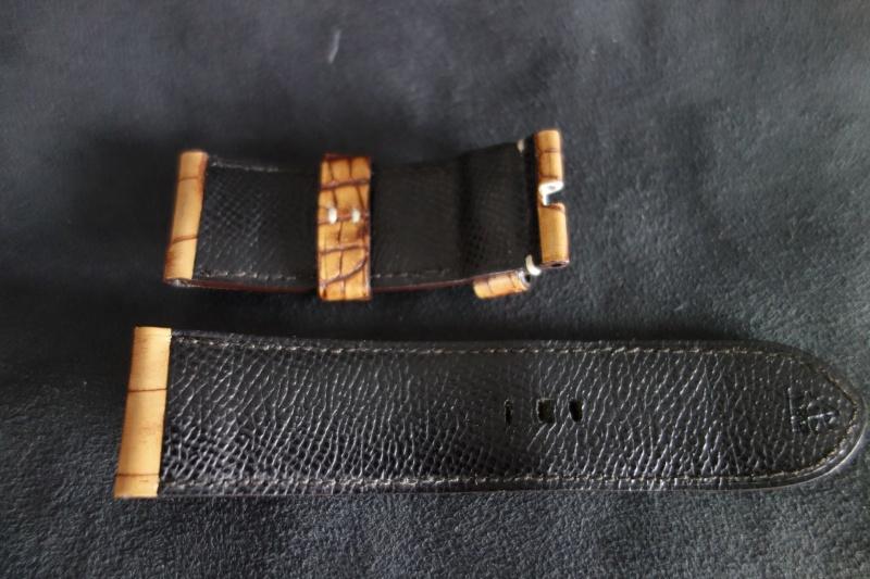VENDU- merci OPF  Bracelet ABP Alligator Gold Dsc00023