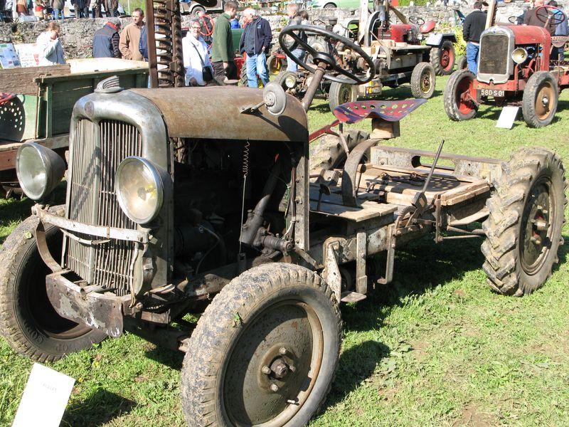 Des CITROËN transformées en tracteur.... - Page 2 07810