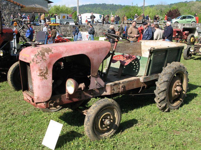 Des CITROËN transformées en tracteur.... - Page 2 08010