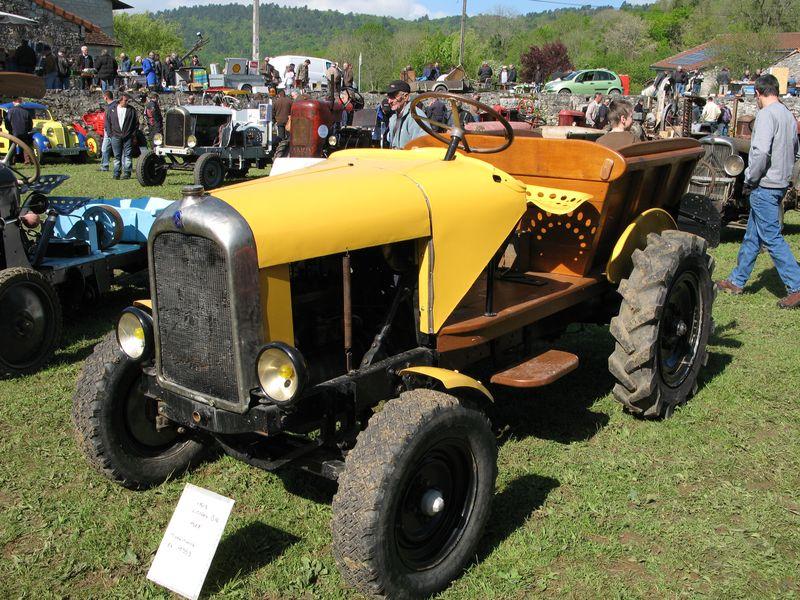 Des CITROËN transformées en tracteur.... - Page 2 10410