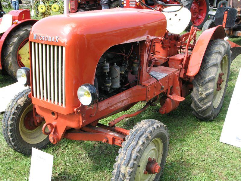 les tracteurs micromax  11910