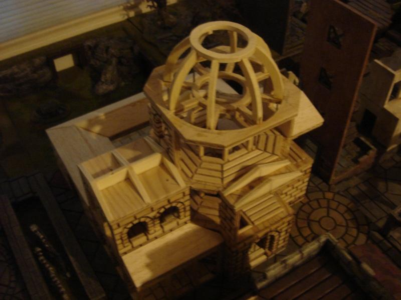 Temple of Eternal Light WIP Dsc03744
