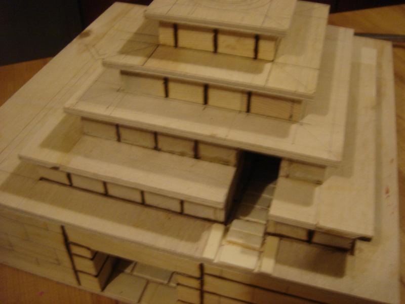 Pyramid of Amenhotep WIP Dsc03869