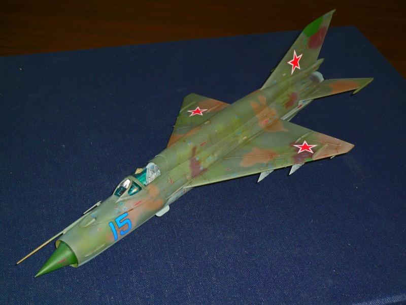 MiG-21 SMT Fishbed-K  [ EDUARD ] (Montage en cours) - Page 4 P1090011