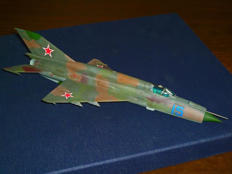 MiG-21 SMT Fishbed-K  [ EDUARD ] (Montage en cours) - Page 4 P1090012