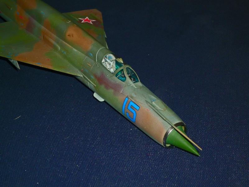 MiG-21 SMT Fishbed-K  [ EDUARD ] (Montage en cours) - Page 4 P1090014