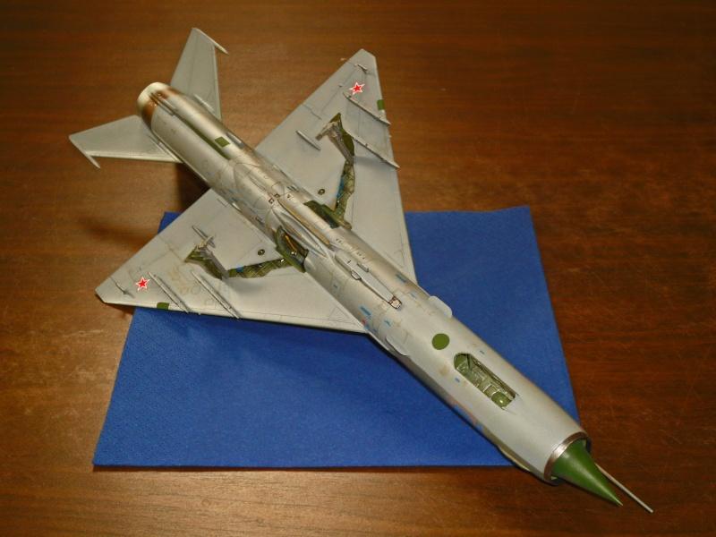MiG-21 SMT Fishbed-K  [ EDUARD ] (Montage en cours) - Page 4 P1090019