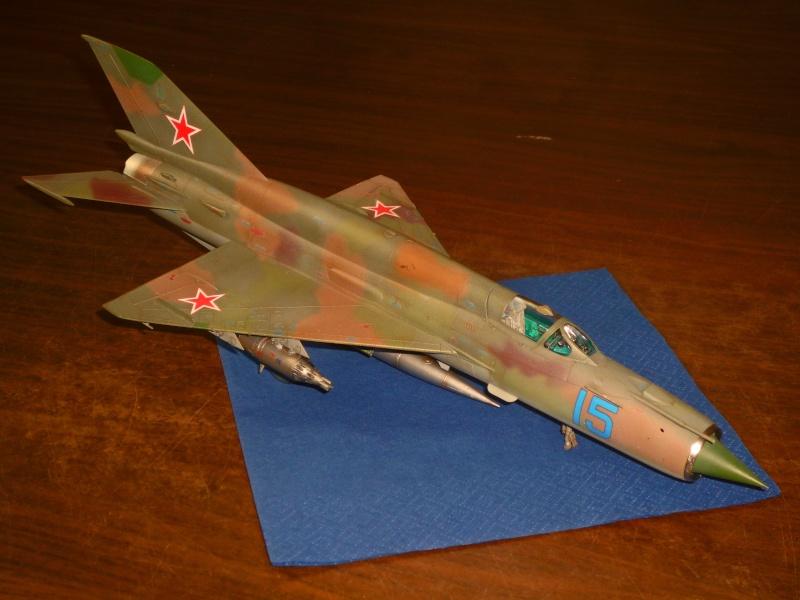 MiG-21 SMT Fishbed-K  [ EDUARD ] (Montage en cours) - Page 4 P1090111