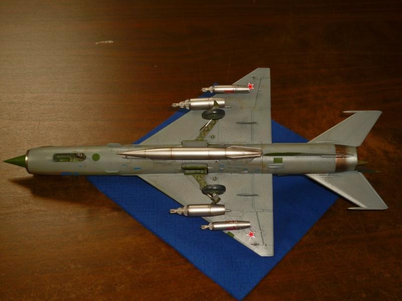 MiG-21 SMT Fishbed-K  [ EDUARD ] (Montage en cours) - Page 5 P1090114