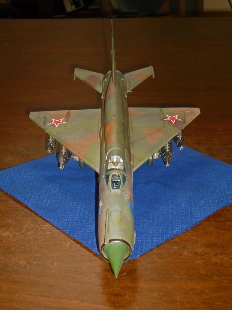 MiG-21 SMT Fishbed-K  [ EDUARD ] (Montage en cours) - Page 5 P1090116