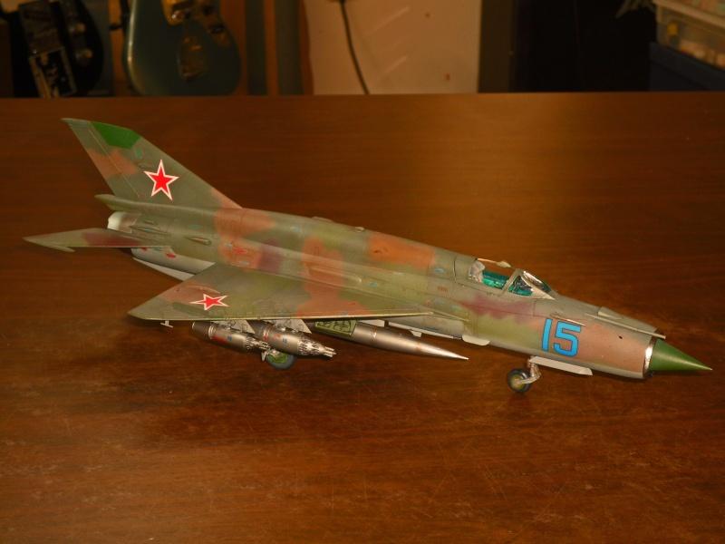 MiG-21 SMT Fishbed-K  [ EDUARD ] (Montage en cours) - Page 5 P1090118