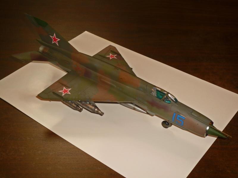 MiG-21 SMT Fishbed-K  [ EDUARD ] (Montage en cours) - Page 5 P1090119